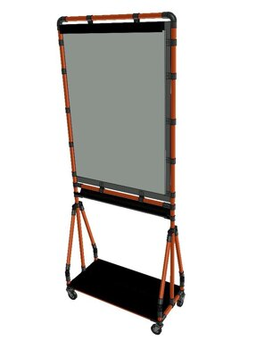 Office flipchart 3 v 1 AlfaTUBE V210031