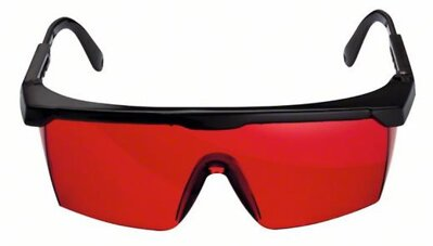 Okuliare Laser viewing glasses (red) (1 608 M00 05B)